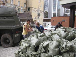 Вивезення будівельного сміття Львів