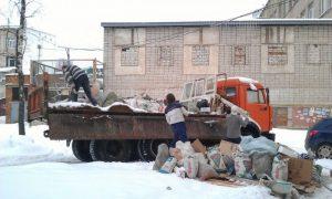 Вивіз сміття Львів ціна