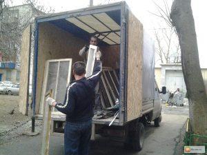 Вивіз будівельного сміття Львів ціна