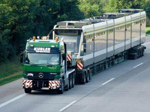 Вартість вантажних перевезень